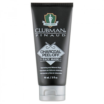Маска для обличчя Clubman Pinaud Charcoal Peel-off Face Mask 90 мл