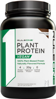 Протеин R1 (Rule One) Plant Protein 610 г Шоколад (837234107836)