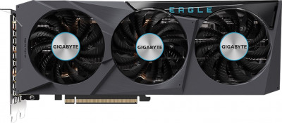 Gigabyte PCI-Ex GeForce RTX 3070 Eagle 8GB GDDR6 (2‎56bit) (1725/1‎4000) (2 х HDMI, 2 x DisplayPort) (GV-N3070EAGLE-8GD)