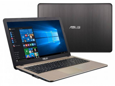 Ноутбук ASUS R540L-Intel-Core I5-5200U-2.20GHz-4Gb-DDR3-256Gb-SSD-W15.6-Web-(B-)- Б/В