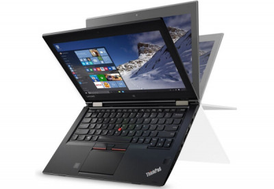 Ноутбук Lenovo ThinkPad Yoga 260-Intel Core i5-6200U-2,3GHz-8Gb-DDR4-256Gb-SSD-W12,5-Touch-IPS-Full-HD-Web-(B)- Б/В
