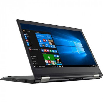 Ноутбук Lenovo ThinkPad Yoga 370-Intel Core i5-7300U-2,6GHz-4Gb-DDR4-128Gb-SSD-W13,3-Touch-IPS-FHD-Web-(B)- Б/В