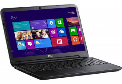 Ноутбук Dell VOSTRO 15 3559-Intel-Core-i5-6200U-2.3GHz-4Gb-DDR3-320Gb-HDD-W15.6-Web-(B)- Б/В