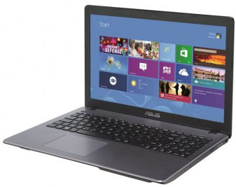 Ноутбук ASUS F550C-Intel Core i5-3337U-1.8GHz-4Gb-DDR3-320Gb-HDD-W15.6-Web-DVD-R-NVIDIA GeForce 720M(2Gb)-(B-)- Б/В