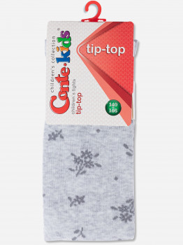 Колготки Conte Kids CK Tip-Top-549 150-152 см (22) Світло-сірі (4810226540473)