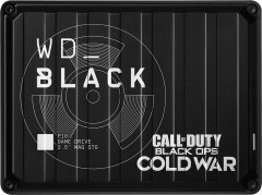 "Жесткий диск Western Digital WD BLACK Call of Duty: Black Ops Cold War Special Edition P10 Game Drive 2TB WDBAZC0020BBK-WESN 2.5"" USB 3.2 External Black"