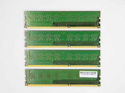 Оперативна пам'ять Samsung DIMM 16Gb (4*4Gb) DDR3-1600MHz PC3-12800 CL11 (M378B5173DB0-CK0) Refurbished
