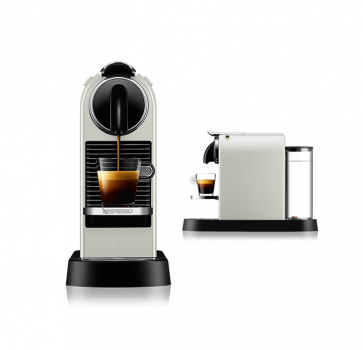 Кофемашина Nespresso Citiz & Milk White