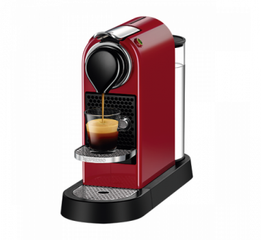 Кофемашина Nespresso Citiz C113 Red
