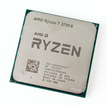 Процессор AMD Ryzen 7 3700X (100-100000071TRAY)