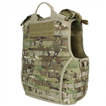 Бронежилет чехол молле Condor Exo Plate Carrier XPC Small/Medium, Crye Precision MULTICAM