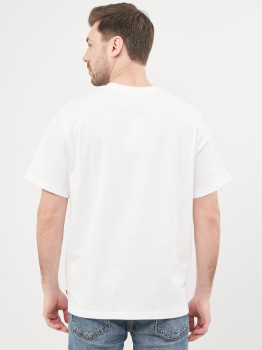 Футболка Levi's SS Relaxed Fit Tee Mv SSnl Logo White G 16143-0083