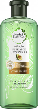Шампунь без сульфатов Herbal Essences Алоэ и масло авокадо 380 мл (8001841841434)
