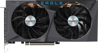 Gigabyte PCI-Ex GeForce RTX 3060 Eagle OC 12G 12GB GDDR6 (192bit) (15000) (2 х HDMI, 2 x DisplayPort) (GV-N3060EAGLE OC-12GD + P650B)