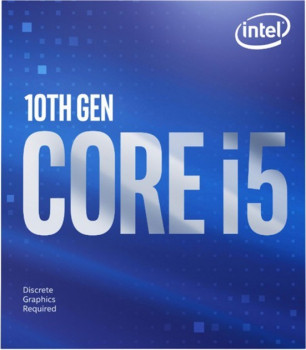 Процесор Intel Core i5-10400F 2.9GHz/12MB (BX8070110400F) s1200 BOX