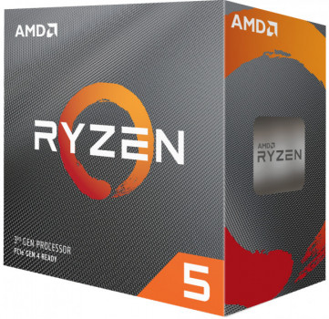 Процессор AMD Ryzen 5 3600 3.6GHz/32MB (100-100000031BOX) sAM4 BOX (153825)