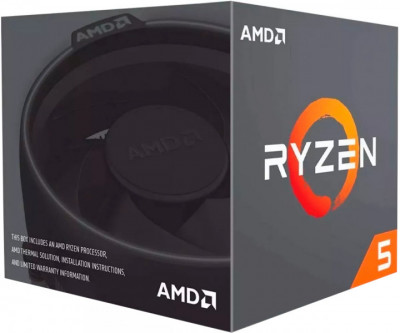 Процессор AMD Ryzen 5 1600 3.2GHz/16MB (YD1600BBAFBOX) sAM4 BOX (160576)