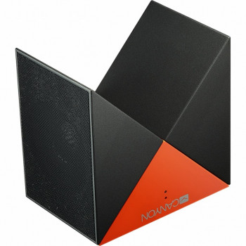 Акустична система CANYON Transformer Portable Bluetooth Speaker Black-Orange (CNS-CBTSP4BO)