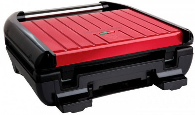 George Foreman 25030-56 Compact Steel Grill