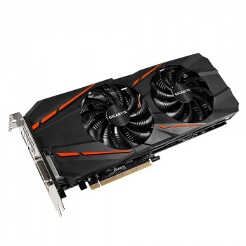 Відеокарта GigaByte GeForce GTX1060 3GB DDR5, 192 bit, PCI-E (GV-N1060G1 GAMING-3GD) БУ