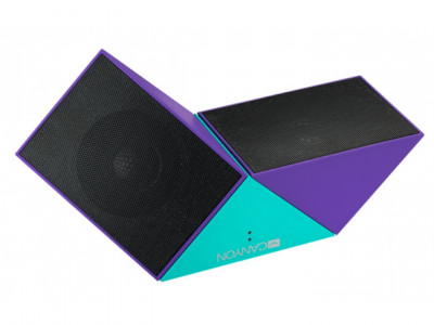 Акустична система CANYON Transformer Portable Bluetooth Speaker Purple (CNS-CBTSP4GBL)