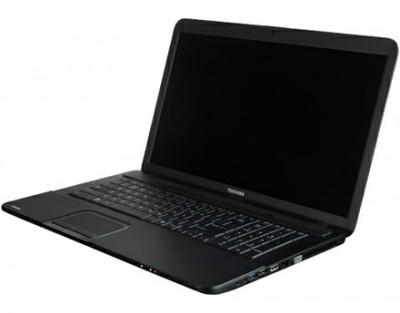 Ноутбук Toshiba Satellite C870-10L-Intel Pentium B960-2.2GHz-4Gb-DDR3-320Gb-HDD-W17.3-Web-AMD Radeon HD 7610M(1Gb)- Б/В