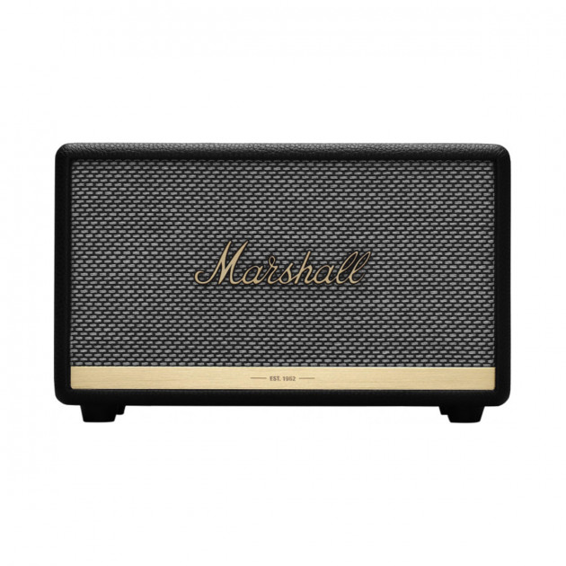 MARSHALL Loud Speaker Acton II Bluetooth Black (1001900) - зображення 1