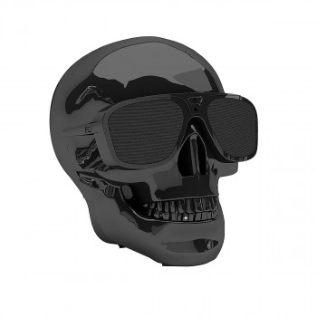 Акустика Jarre Technologies AeroSkull XS+ Chrome Black (ML80071)