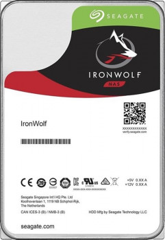 Накопичувач HDD SATA 1.0 TB Seagate IronWolf NAS 5900rpm 64MB (ST1000VN002)