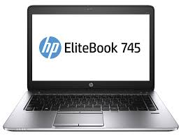 Ноутбук HP EliteBook 745 G2- AMD Pro A8-7150B-1,90GHz-4Gb-DDR3-320Gb-HDD-W14-Web-(B-)- Б/В
