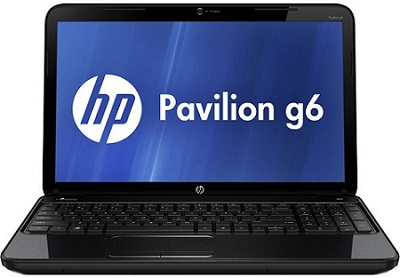 Ноутбук HP Pavilion G6-2356so-AMD A10-4600M-2.3GHz-4Gb-DDR3-320Gb-HDD-W15.6-Web-DVD-RW-AMD Radeon HD 7670M-(B-)- Б/В